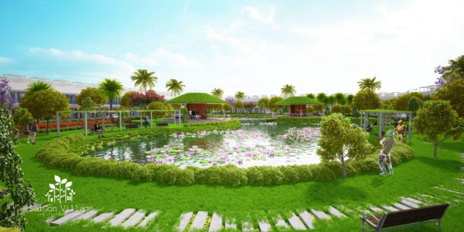 Dự án sài gòn village – không gian giải trí hiện đại