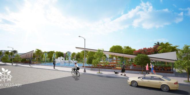 Dự án sài gòn village – Sự lựa chọn lý tưởng cho nhà đâu tư đất nền sổ đỏ