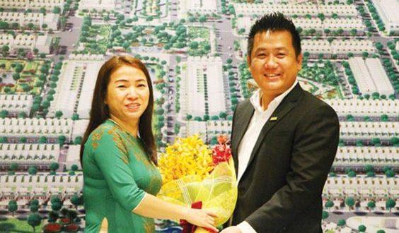 Lễ công bố dự án Sài Gòn Village