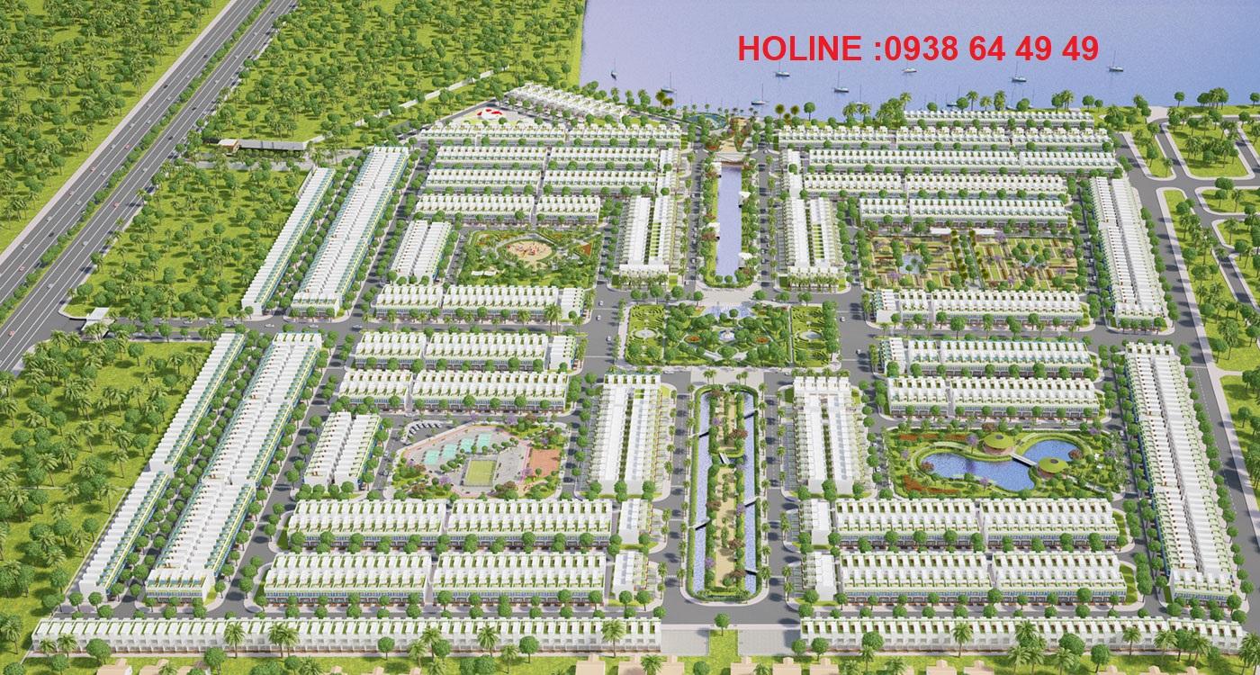 Dự án Sài Gòn Village Long Hậu – Đất Nền Sổ Đỏ Long Hậu